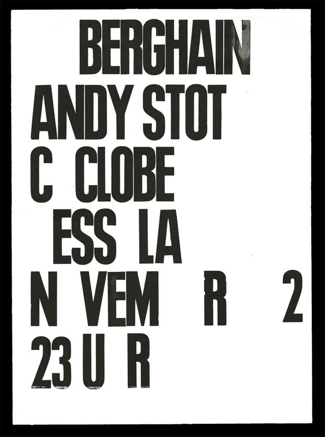 berghain-letterpress-poster